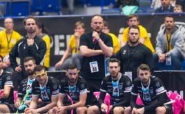 Superfinále 2019 bylo posledním zápasem Jana Pazdery na lavičce Mladé Boleslavi. Foto: Martin Flousek, Český florbal.