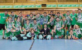 Vítězný tým Bohemians na Prague Challenge 2019. Foto: FbŠ Bohemians