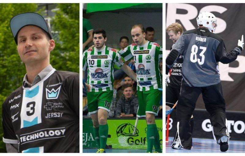 Ze zahraničí se do Tipsport Superligy vrátila velká jména - Patrik Šebek, Jakub Šárka nebo brankář Jan Binder.