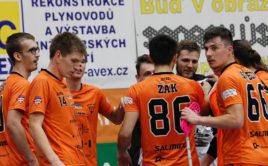 Bulldogs Brno vyhráli podruhé v řadě a stoupají vzhůru prvoligovou tabulkou. Foto: Bulldogs Brno