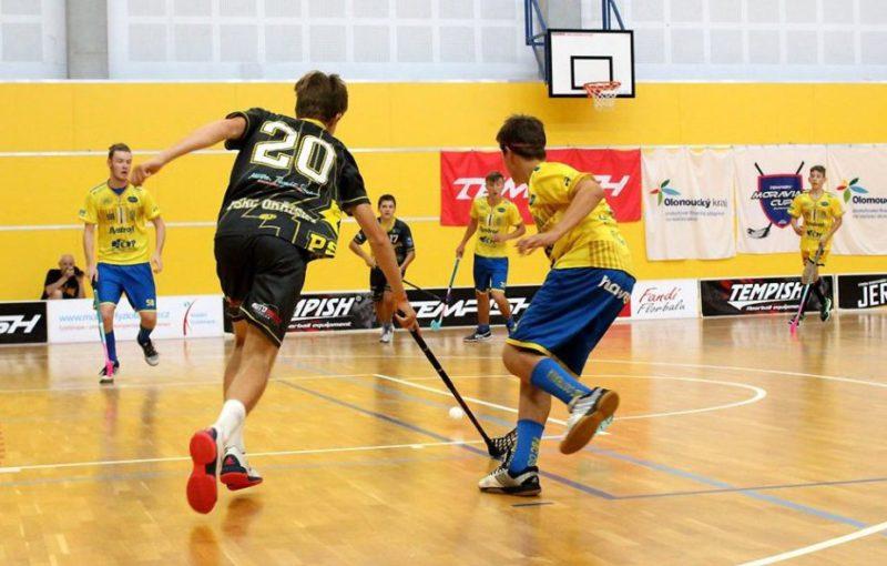 V Olomouci se popáté uskuteční mládežnický turnaj Moravian Cup.