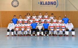 Kádr Kanonýrů Kladno pro sezonu 2019/2020. Foto: Kanonýři Kladno