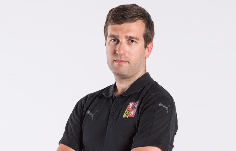 Nový hlavní trenér juniorské reprezentace Jaroslav Berka. Foto: Martin Flousek, Český florbal