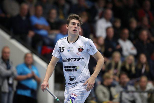 Marek Beneš má po 5 zápasech na kontě 16 bodů! Foto: Per Wiklund, www.perwiklund.se