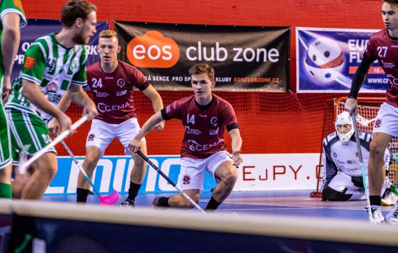 Jan Marvánek (24) se postaral o vítězný gól Sparty v derby s Bohemians. Foto: ACEMA Sparta Praha