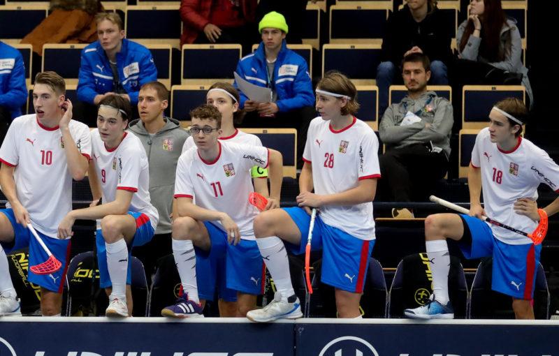Juniorský národní tým má za sebou první prověrku v novém reprezentačním cyklu. Foto: Juhani Järvenpää