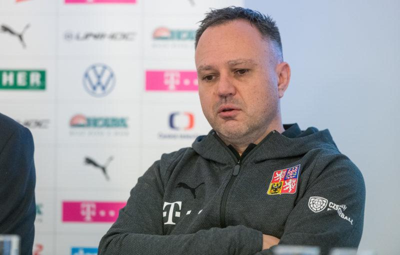 Sascha Rhyner povede poprvé ženský tým na MS jako hlavní trenér. Foto: Martin Flousek, Český Florbal