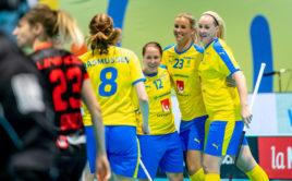 Švédky dominovaly nad Německem. Foto: Fabrice Duc, www.fabriceduc.ch