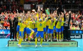 Švédky mají další titul mistryň světa po výhře ve fantastickém finále. Foto: Martin Flousek, Český florbal