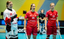 Kapitánka Flurina Marti povede Švýcarsko do boje o finále. Foto: Fabrice Duc, www.fabriceduc.ch