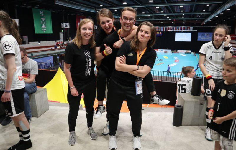 Pavel Skazko spolupracoval s hráčkami Tatranu u juniorské reprezentace Německa. Foto: Flickr IFF
