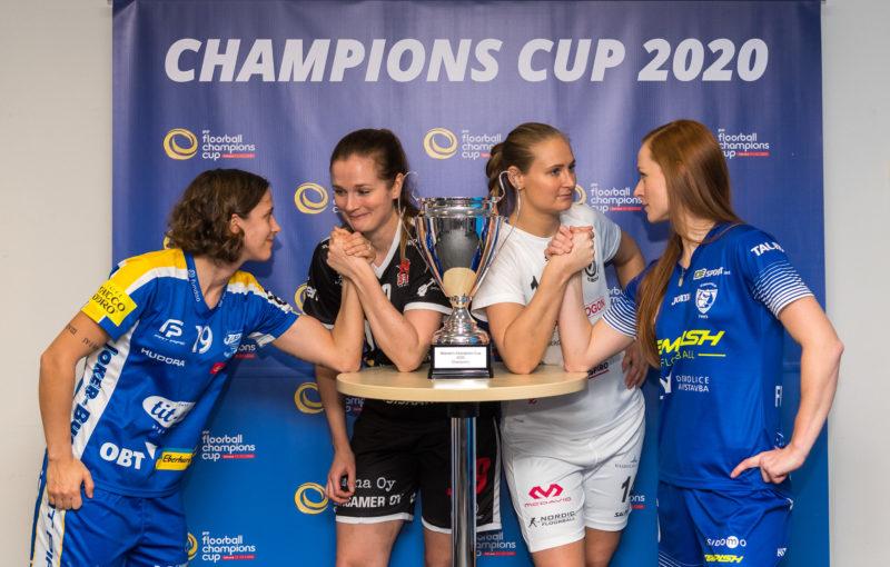 V Ostravě se mezi ženami rozhoří bitva o tento pohár. Foto: IFF