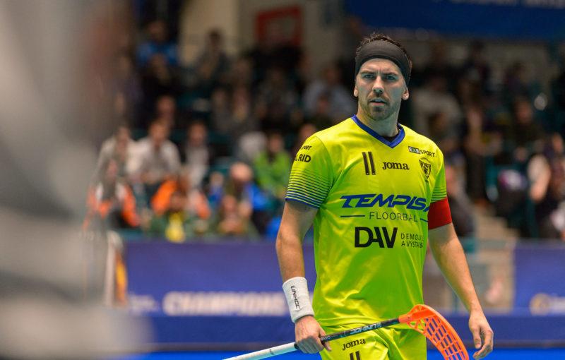 Tomáš Sladký musel v semifinále Poháru mistrů skousnout těžkou prohru. Foto: Martin Flousek
