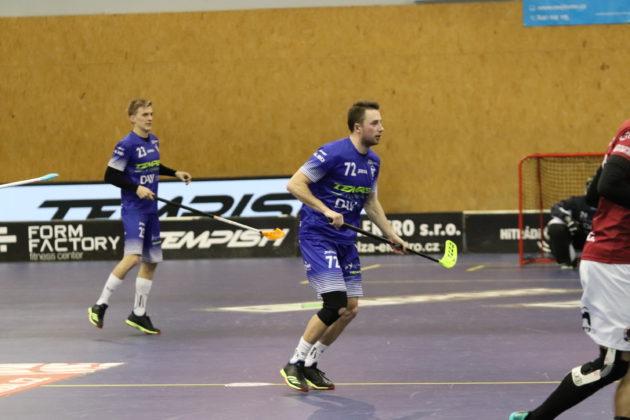 V prvním utkání po návratu zapsal vítkovický útočník jednu asistenci. Foto: 1. SC TEMPISH Vítkovice