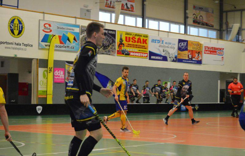 Momentka z teplického derby v rámci divize. Foto: DDM Dynamo Teplice