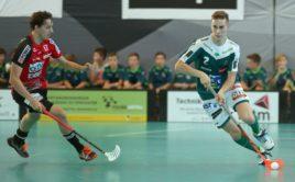 Nicola Bischofberger (vpravo) a všichni další hráči švýcarské NLA už si další zápasy v nynější sezoně nepřipíšou. Foto: SV Wiler-Ersigen