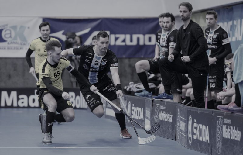 Superligové zápasy se v nadcházejících týdnech hrát nebudou. Foto: Martin Flousek, www.xflorbal.cz