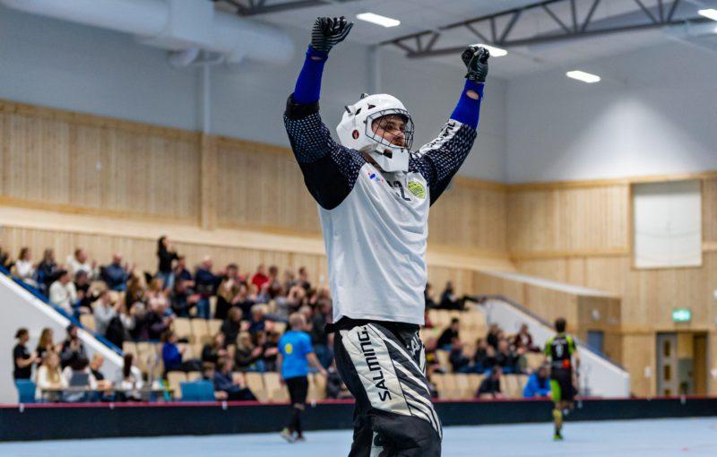 Jan Eckhardt strávil sezonu ve švédském IBK Lund. Foto: Patrik Palm, IBK Lund