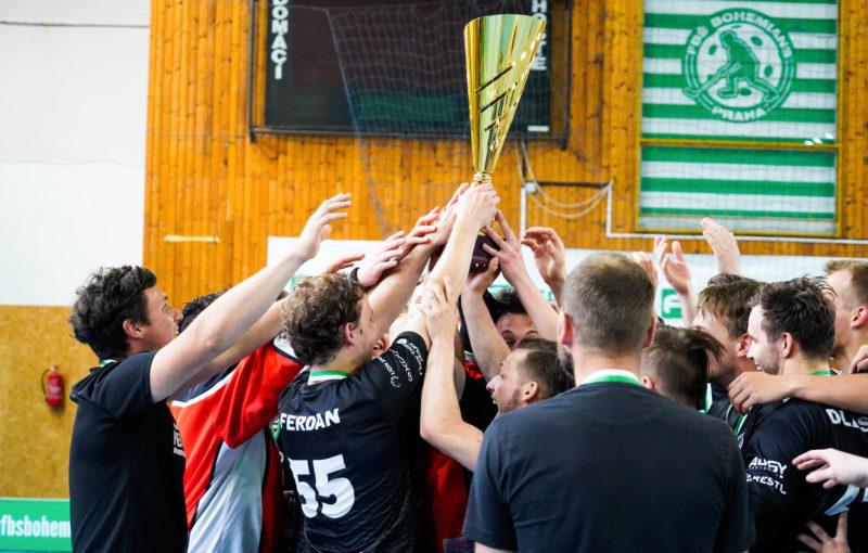 Liberecké FBC triumfovalo na Prague Challenge 2020. Foto: FbŠ Bohemians
