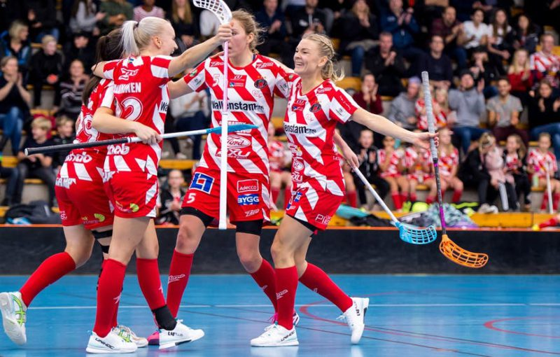 Ženy Pixba si zahrají Champions Cup 2021: Foto: David Asserforts - Pixbo.se