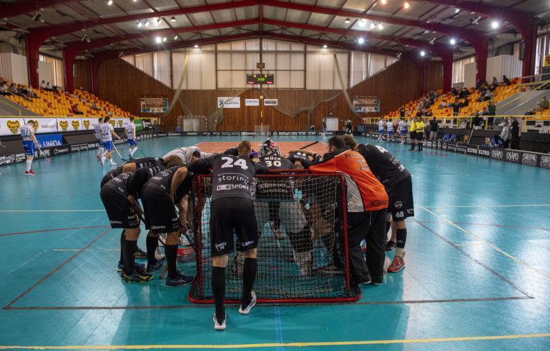 Hráči FBC Liberec. Foto: FBC Liberec
