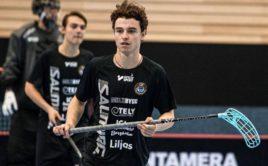 Filip Forman má za sebou debut za Kalmarsund. Foto: FbŠ Bohemians