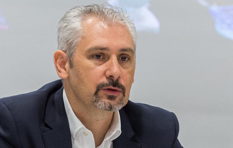 Filip Šuman bude nově zastávat vysoký post ve vedení IFF. Foto: Martin Flousek, Český florbal