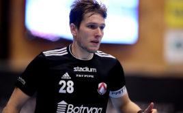 Matěj Jendrišák zaznamenal proti Falunu gól a asistenci. Foto: Per Wiklund, www.perwiklund.se