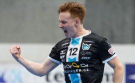 Patrik Suchánek se trefil proti svému bývalému klubu. Foto: Florbal Mladá Boleslav