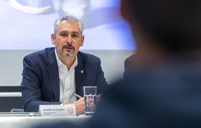 Filip Šuman doufá, že se letos podaří všechny soutěže opět rozjet. Foto: Martin Flousek, Český florbal