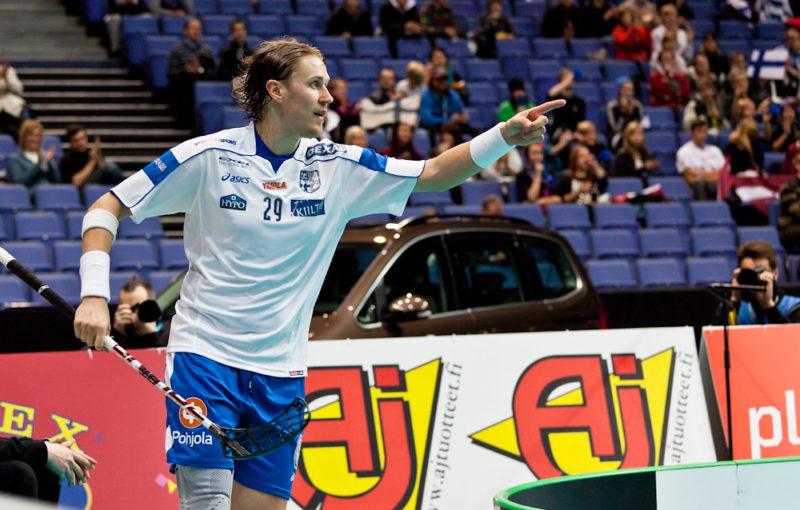 Mika Kohonen ukončil florbalovou kariéru. Foto: Salibandy.fi