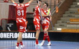 Marek Beneš se proti Mullsjö prosadil dvakrát a výrazně přispěl k výhře 4:3. Foto: Per Wiklund, www.perwiklund.se