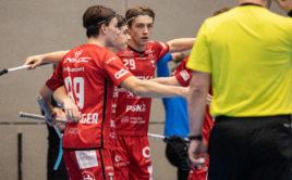 Filip Langer zaznamenal proti Bohemians tři kanadské body. Foto: Tatran Střešovice, Český florbal