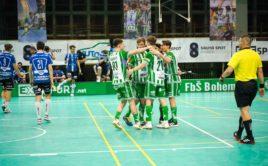 Hráči Bohemians triumfovali v pražském derby. Foto: FbŠ Bohemians, Český florbal