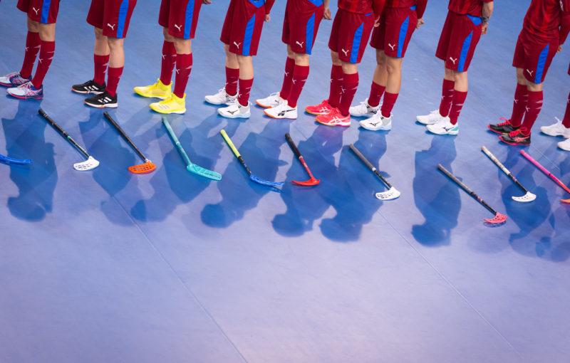 Mezinárodní florbalová federace chystá úpravu směrnic. Foto: Český florbal