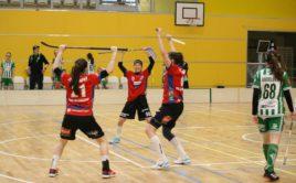 Hráčky Olomouce slaví gól do sítě Bohemians. Foto: FBS Olomouc