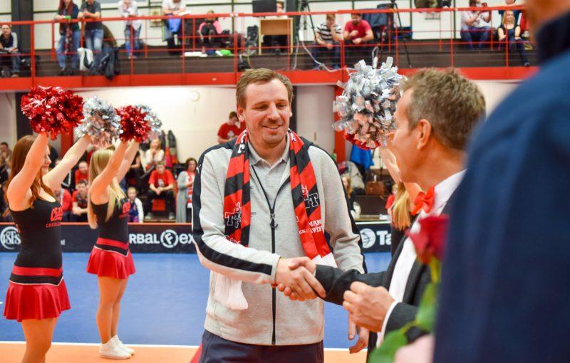 Luděk Beneš je hráčskou i trenérskou legendou střešovického klubu. Foto: Tatran Střešovice