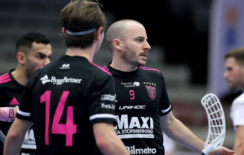 Alexander Galante Carlström si opět zahraje švédské superfinále. Tentokrát po úředním postupu. Foto: Per Wiklund, www.perwiklund.se