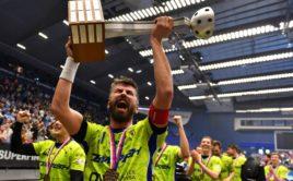 Tomáš Sladký ukončí po sezoně 2020/2021 hráčskou kariéru. Foto: Florbal Vítkovice