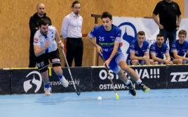 Pavel Brus věří v kvalitu svého týmu. Foto: Lukáš Zetek, Florbal Vítkovice