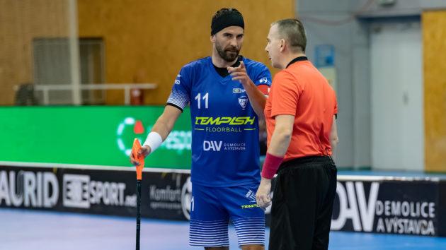 Vítkovicím odejde z týmu velká osobnost. Foto: Florbal Vítkovice