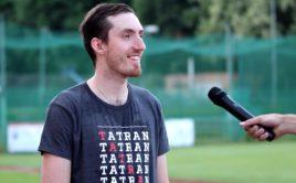 David Šimek bude hájit barvy střešovického Tatranu. Foto: reprofoto Tatran Střešovice