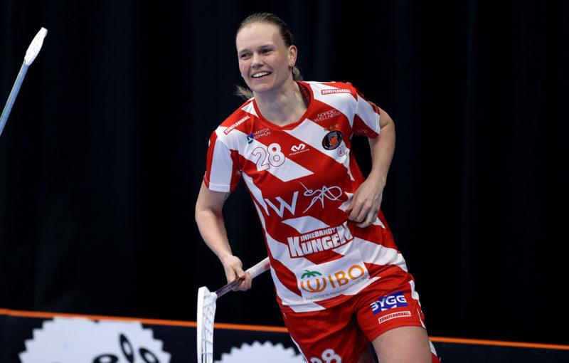 Denisa Ratajová zůstane oporou Pixba. Foto: Per Wiklund, www.perwiklund.se