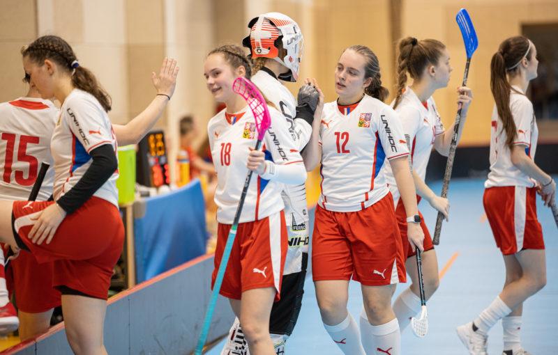 Mistrovství světa juniorek se nakonec uskuteční, byť s úpravami. Foto: Matyáš Klápa, Český florbal