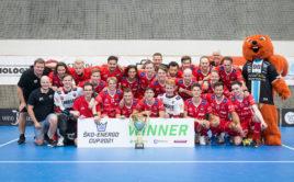 Florbalisté Könizu obhájili triumf na Ško-Energo Cupu. Foto: Florbal Mladá Boleslav