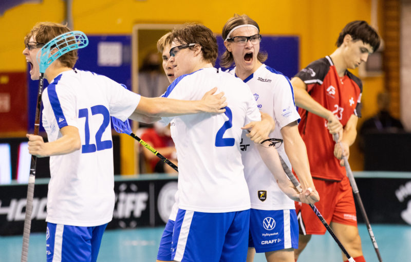 Finové zvládli semifinále vítězně. Foto: Matyáš Klápa