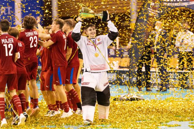 Tomáš Jurco vyhrál juniorský šampionát, teď si ale vytyčil další cíle. Foto: Matyáš Klápa