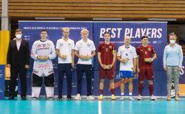 Do all star týmu světového šampionátu byli vybráni tři čeští hráč. Foto: Martin Flousek