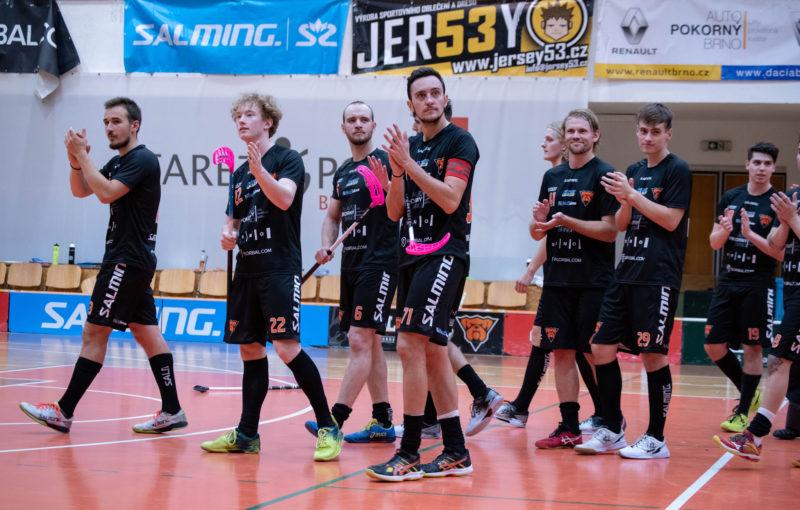 Brněnští Bulldogs zatím neztratili v 1. lize ani bod. Foto: Bulldogs Brno