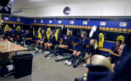 Přinášíme pohled na švédskou reprezentaci juniorek. Foto: Per Wiklund
